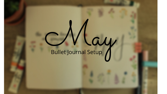 mAY iS hERE